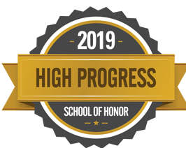 Saville Elementary School Named High Progress School of Honor