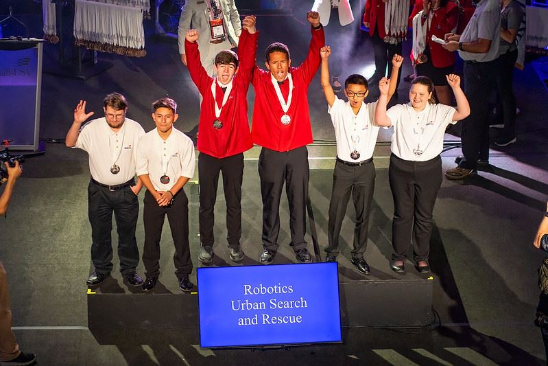 Mad River Middle School Students Place Second In National Competition