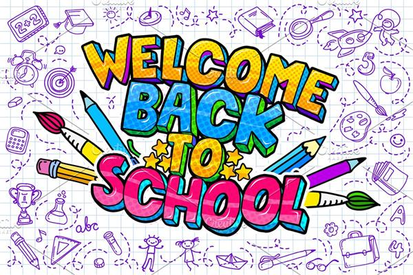 Back to School Information 2020-2021 School Year