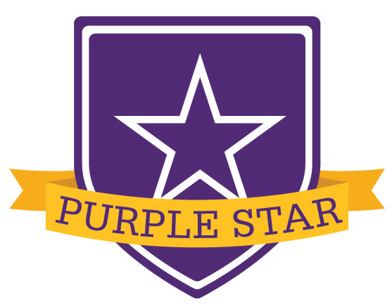 Virginia Stevenson Elementary School to be recognized as a Purple Star School