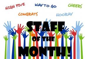 Nominate A Mad River Employee for Staff Member of the Month!