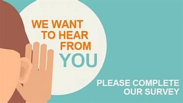 Please Take Our 2018/19 Communications Survey